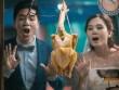 Cặp đôi Thái gây sốt vì chụp ảnh cưới với muôn kiểu món ăn
