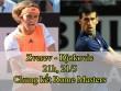 Trực tiếp tennis chung kết Rome Masters: Tượng đài Djokovic và làn gió trẻ