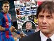 Chelsea: Mê mẩn Neymar, Abramovich vung 200 triệu bảng