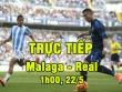 Chi tiết Malaga - Real Madrid: Thong dong giữ cách biệt (KT)