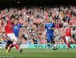 """Arsenal - Everton: """"Mưa bàn thắng"""" đẫm nước mắt"""