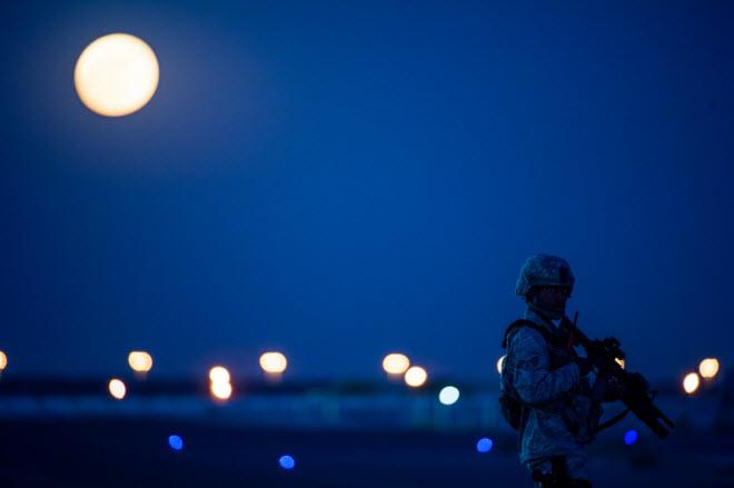 Hình ảnh ấn tượng nhất của quân đội Mỹ - 5