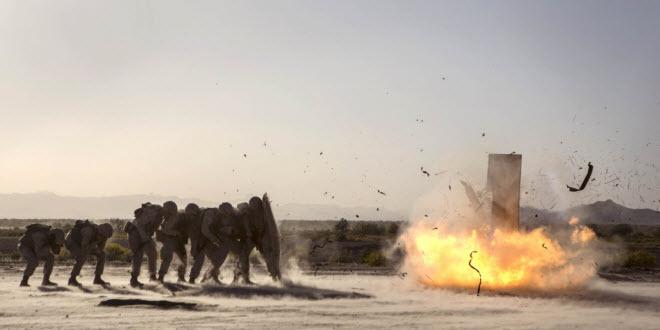 Hình ảnh ấn tượng nhất của quân đội Mỹ - 10