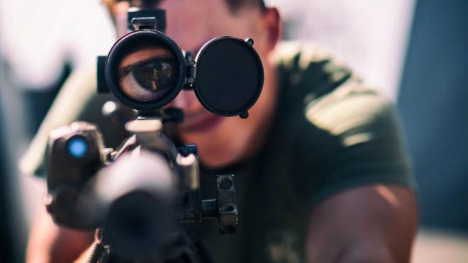 Hình ảnh ấn tượng nhất của quân đội Mỹ - 11