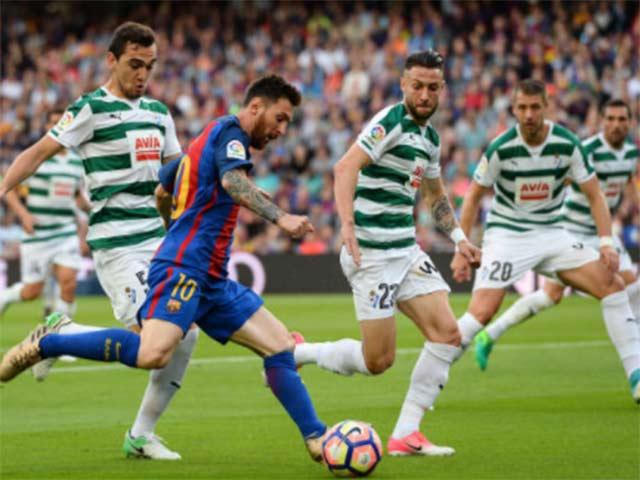 Barcelona - Eibar: Nỗi buồn màn ngược dòng 6 bàn