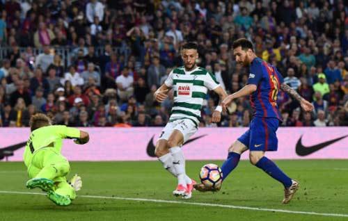 Chi tiết Barcelona - Eibar: Bàn thắng của sự buồn bã (KT) - 4