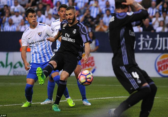 "Real ""lên đỉnh"" Liga sau nửa thập kỉ: Ronaldo, Zidane vỡ òa - 7"