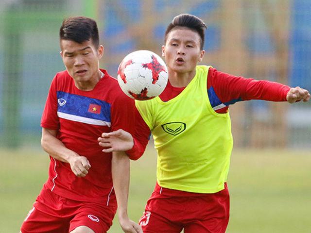 U20 Việt Nam - U20 New Zealand: Đầu xuôi, đuôi mới lọt