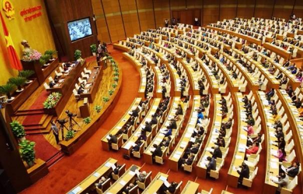 Sáng nay, khai mạc kỳ họp thứ ba, Quốc hội khóa XIV - 1