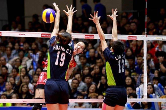 Tấm HCĐ châu Á lịch sử của bóng chuyền trẻ nữ Việt Nam - 4