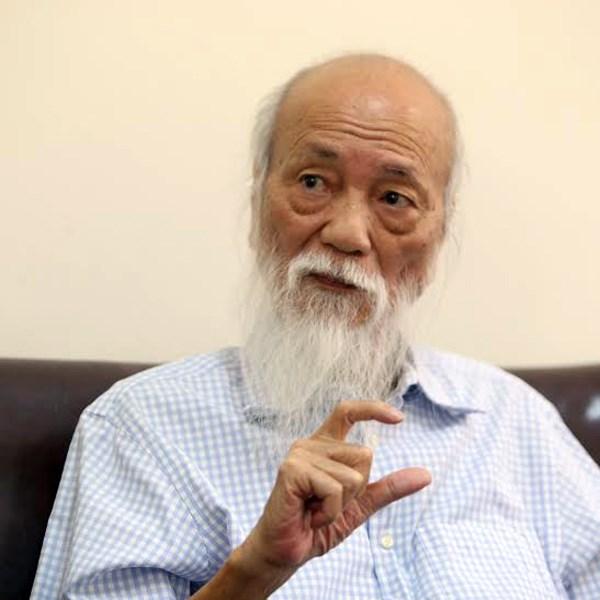 PGS Văn Như Cương: Bỏ công chức, viên chức là phải tăng lương cho giáo viên - 1
