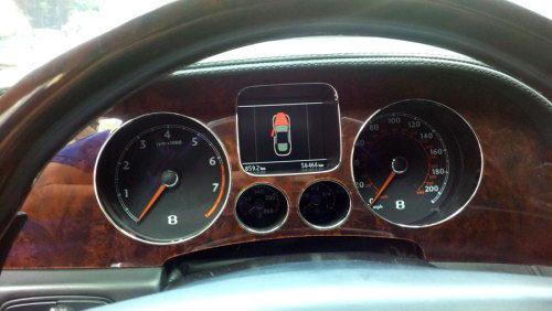 Bentley Continental Flying Spur sau 11 năm rớt giá thảm - 8