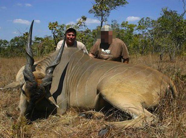 Thợ săn huyền thoại châu Phi bị voi tung lên rồi đè chết - 2