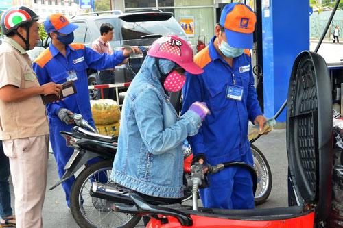 Mở cửa thị trường xăng dầu? - 1