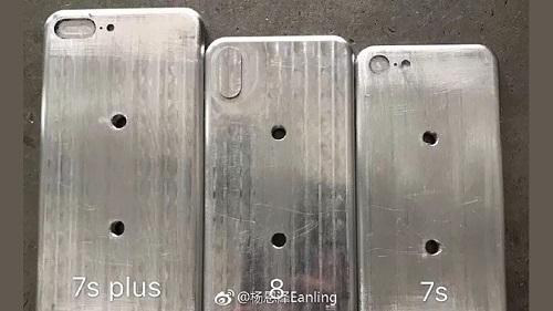 HOT: iPhone 7s, 7s Plus và iPhone 8 bất ngờ lộ diện - 1