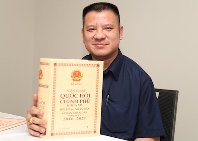Công bố SĐT di động của nhiều lãnh đạo trong cuốn niên giám 1.800 trang - 2