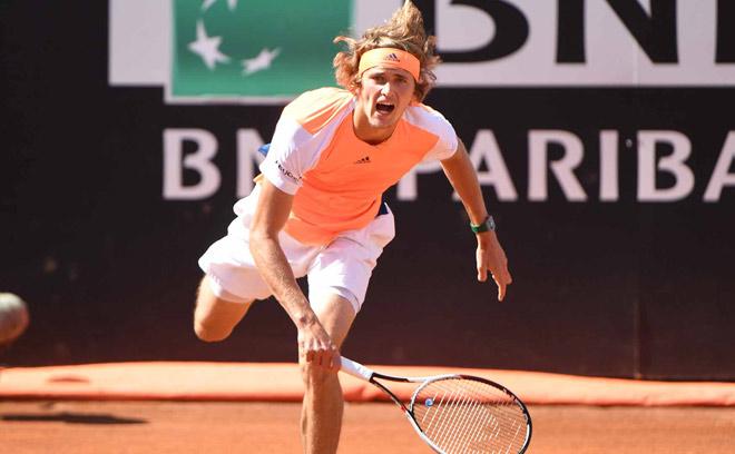 Zverev 20 tuổi ẵm Masters: Nadal hay Djokovic mới? - 2