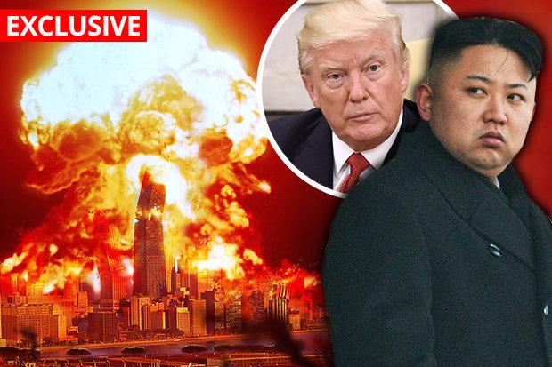 """Lý do Triều Tiên quyết chế tạo tên lửa """"san phẳng"""" Mỹ - 1"""