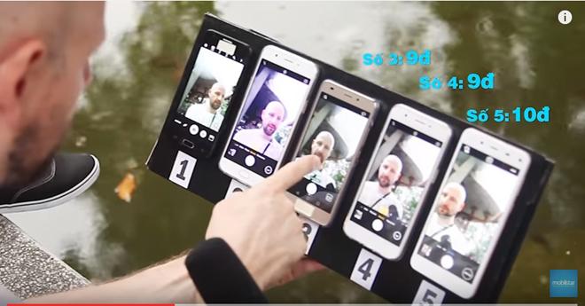 Thách thức selfie và cái kết bất ngờ thuộc về smartphone thương hiệu Việt - 3