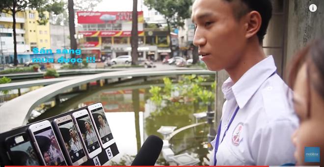 Thách thức selfie và cái kết bất ngờ thuộc về smartphone thương hiệu Việt - 4