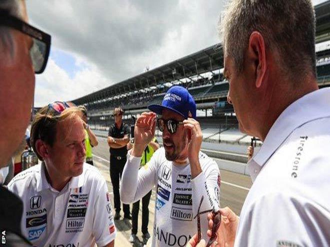 Tin thể thao HOT 22/5: Alonso thất thế khi đua giải IndyCar - 1