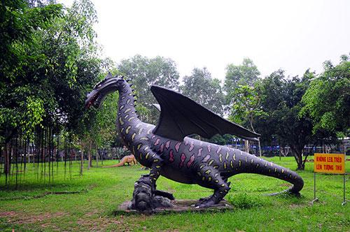 """Khu vườn toàn """"quái thú"""" độc, lạ và dị nhất Việt Nam - 8"""