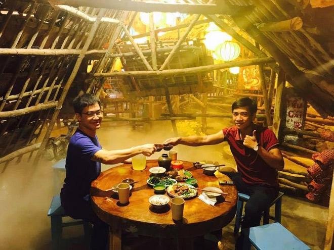 Kiệt tác khu ẩm thực 'ven sông' đẹp mê hồn giữa trung tâm Hà Nội - 3