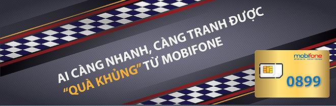 """Ai càng nhanh, càng tranh được """"quà khủng"""" từ MobiFone - 1"""