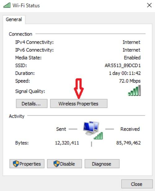 Mẹo tìm mật khẩu Wi-Fi từng truy cập trên máy tính Windows - 4