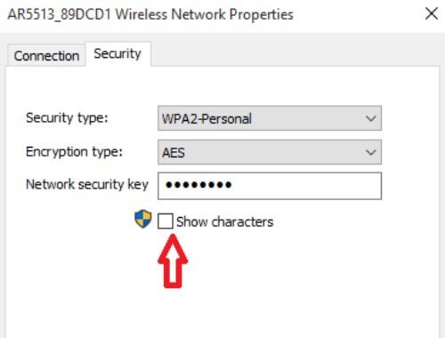 Mẹo tìm mật khẩu Wi-Fi từng truy cập trên máy tính Windows - 6