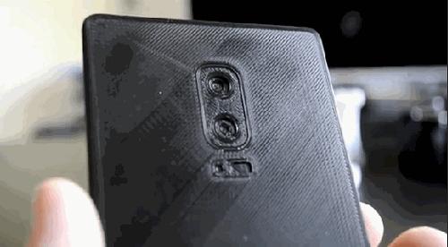 Galaxy Note 8 lộ video, tích hợp cảm biến dấu vân tay trên màn hình - 2