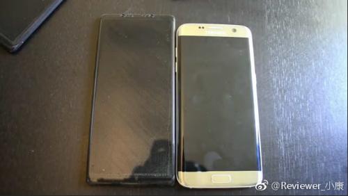 Galaxy Note 8 lộ video, tích hợp cảm biến dấu vân tay trên màn hình - 3