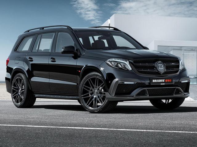 Bản độ 850 mã lực của Mercedes-AMG GLS63 12 tỷ đồng - 1