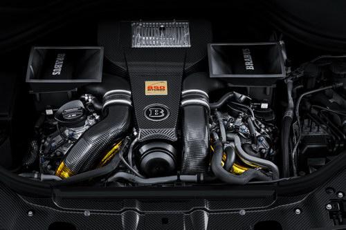 Bản độ 850 mã lực của Mercedes-AMG GLS63 12 tỷ đồng - 6
