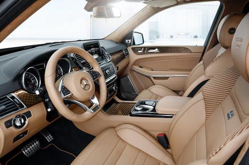 Bản độ 850 mã lực của Mercedes-AMG GLS63 12 tỷ đồng - 4