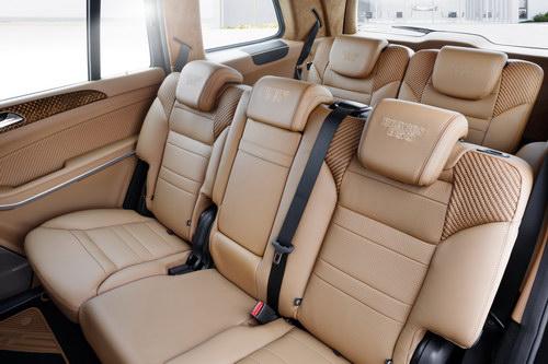Bản độ 850 mã lực của Mercedes-AMG GLS63 12 tỷ đồng - 5