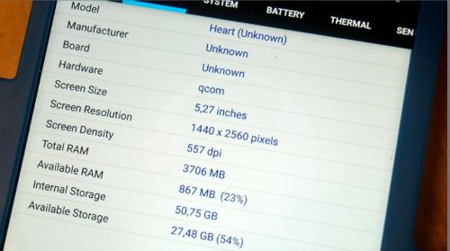 Tiếp tục lộ cấu hình cao cấp của Nokia 9 - 1