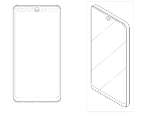 Lộ bản thiết kế của LG V30 và G7 - 1