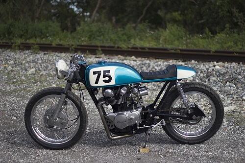 """Honda CB500T 1975 """"lột xác"""" dưới bàn tay """"phù thủy"""" - 4"""