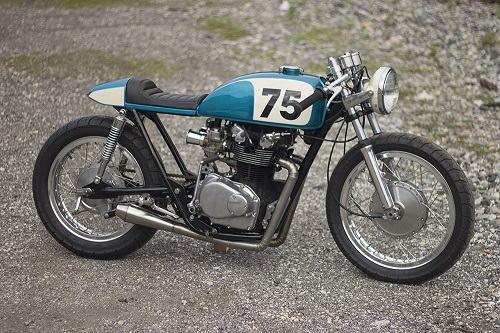 """Honda CB500T 1975 """"lột xác"""" dưới bàn tay """"phù thủy"""" - 8"""