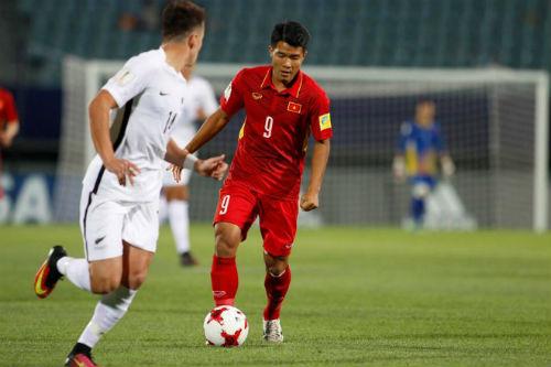 """TRỰC TIẾP U20 Việt Nam - U20 New Zealand: Thách thức """"người nhện"""" Woud - 3"""