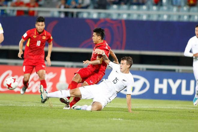 U20 Việt Nam - U20 New Zealand: Tưng bừng ép đối thủ chóng mặt - 1