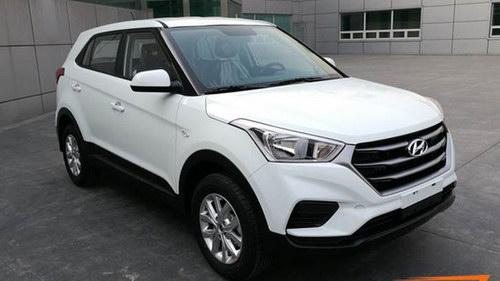 Hyundai Creta 2018 lộ diện đầy bất ngờ - 1
