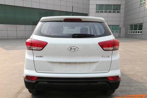 Hyundai Creta 2018 lộ diện đầy bất ngờ - 2
