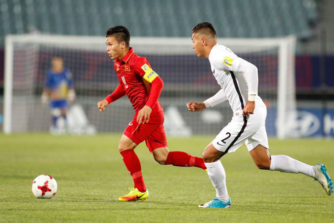 U20 Việt Nam gây ấn tượng: FIFA ngợi khen, báo châu Á ngả mũ - 1