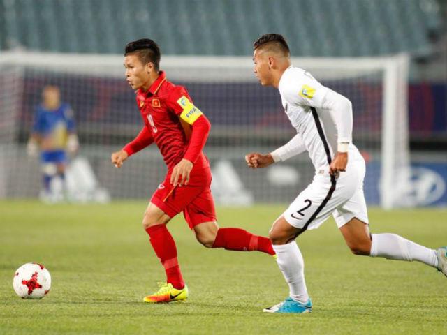 FIFA tiếc vì U20 Việt Nam không có được chiến thắng oanh liệt
