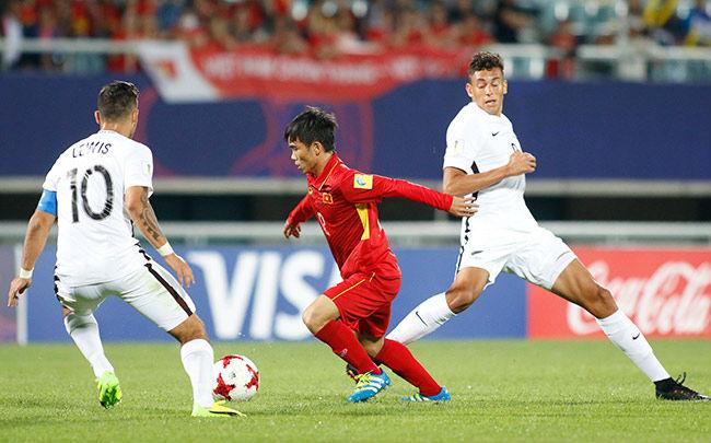 U20 Việt Nam đấu U20 New Zealand với...13 cầu thủ - 6