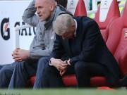 Bóng đá - Arsenal – Wenger trượt tốp 4: MU & Bayern xâu xé SAO