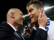 """Bóng đá - Zidane: """"Đội bóng mạnh nhất thế giới đã vô địch"""""""