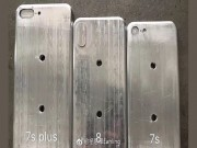 Thời trang Hi-tech - HOT: iPhone 7s, 7s Plus và iPhone 8 bất ngờ lộ diện